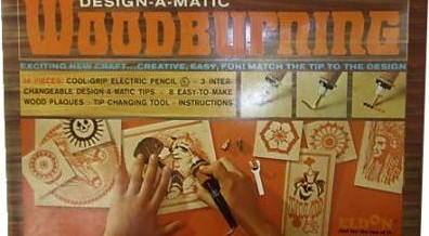 Design-A-Matic Woodburning Set