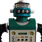 "Zerak, the blue robot, was originally the ""commander"" of the three robots."