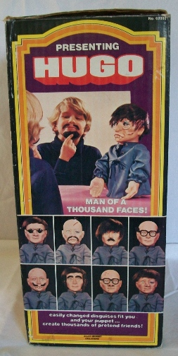 Hugo, Man of a Thousand Faces - by Kenner